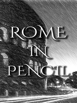 cover image of Rome In Pencil